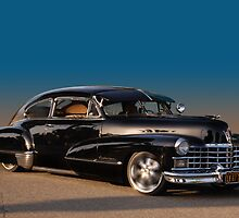 47 Caddy fastback by WildBillPho