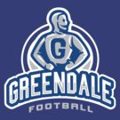GreenDale Football by WinterArtwork