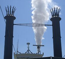 Smoke stacks by billiebowler