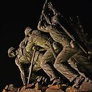 Iwo Jima by Jessie Nuckolls