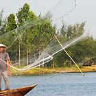 Gone Fishing Vietnamese Style by Carolyn Boyden