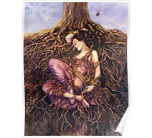 Tangled / Dreaming Dryad Poster