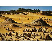 """Pyramids In Nambung"" Photographic Print"