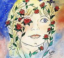 Precious Rose... by Robin Monroe