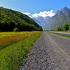 Pathway to Glarus by mamba