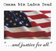. . .and justice for all. by Kevin  Whitaker
