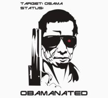 Osama Obama Obamanated by mrmilkman