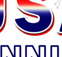 USA Winning Sticker