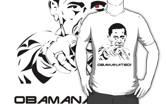 Obamanated! by mrmilkman