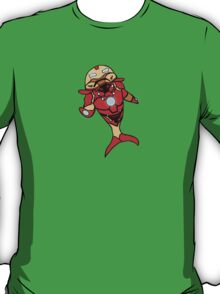 The Invincible Iron Whale T-Shirt