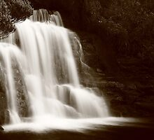 Kia Ora falls  by phillip wise