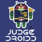 Judge Droidd by cubik
