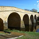 Oldest bridge in Australia-built 1823 - Tasmania by lighthousecove