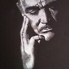 Sean Connery by Kassey Ankers