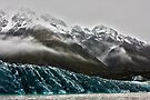 Mount tasman glacier by EblePhilippe