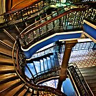 Yes, QVB stairs that I&#x27;m appreciate...:Got EXPLORE Featured Work, 6 Featured works by Kornrawiee