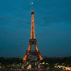Iconic Landmark by David Friederich