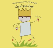 King of Carrot Flowers by Neutral Milk Hotel Kids Clothes
