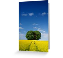 Heart of the Cotswolds, England Greeting Card