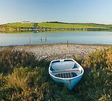 The Fleet - Chesil Beach by Nickscape