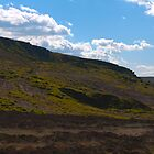 Ilkley Moor Panoramic by Glen Allen
