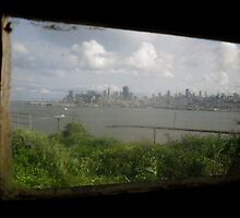 View from Inside Alcatraz by Charity Thompson