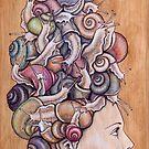Snail Do by Fay Helfer
