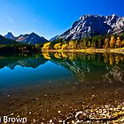 Autumn Reflection by Craig Brown