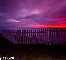 Sunrise at Cape Spear by Craig Brown