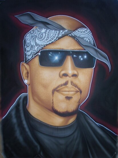 Nate Dogg Tribute by Bilistik Art