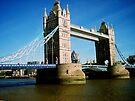 Tower Bridge, London by Lisa Hafey