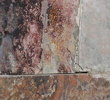Rusted Corner Stone - Epicurean Love by Mogoo