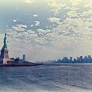 Statue Of Liberty by Chris Muscat