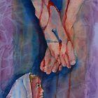 At the Feet of Jesus by PierceClark