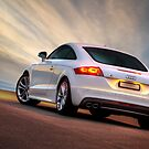 Audi TTS Sunrise by Matt Haysom