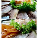 Fish Platter by TriciaDanby