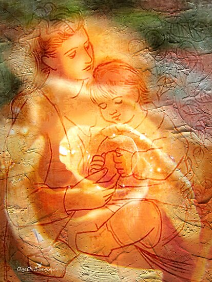 A Mother's Prayer by Olga