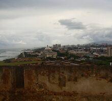Puerto Rico by the Sea by vladimirkis