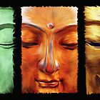 3 Buddhas by Donovan DeBoer