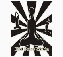 Find Peace Within by Junior Mclean