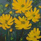 Sunflowers by Gary Price