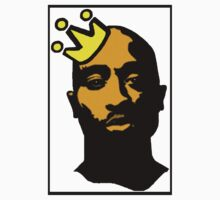 HIP-HOP ICONS: TUPAC SHAKUR by SOL  SKETCHES™