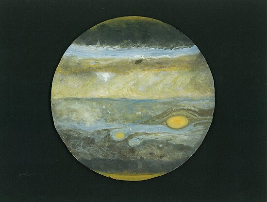 Jupiter by Bonnie Hanlon