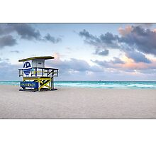 Miami Beach  by Kirk  Hille