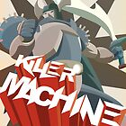Killer Machine 01 by ickhwano