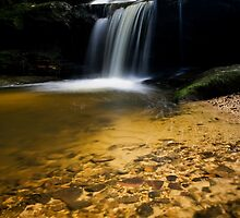 Leura Cascades Blue Mountains by roundeyephoto