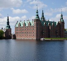 Frederiksborg Slot - View in Large - by imagic