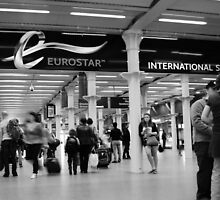 Eurostar by Chris Hageman