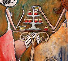 High Tea by Megan Schliebs