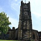 Lancaster Priory by JacquiK